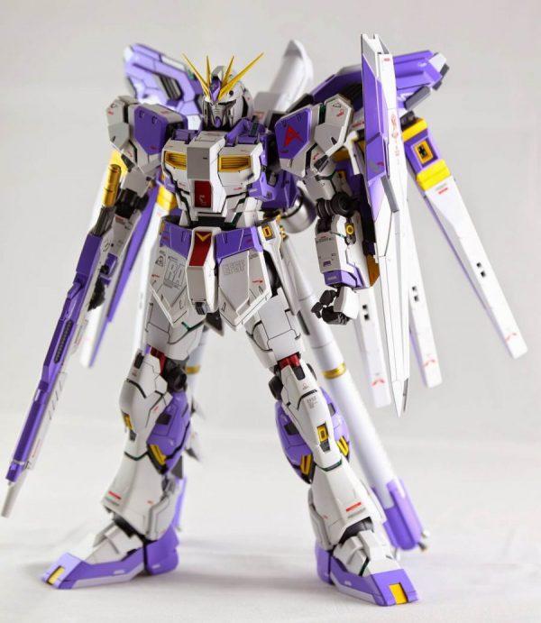 สีกันดั้ม UG08 MS Purple Gundam Color 10ml
