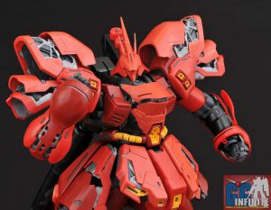 สีกันดั้ม UG12 MS Sazabi Red Gundam Color 10ml