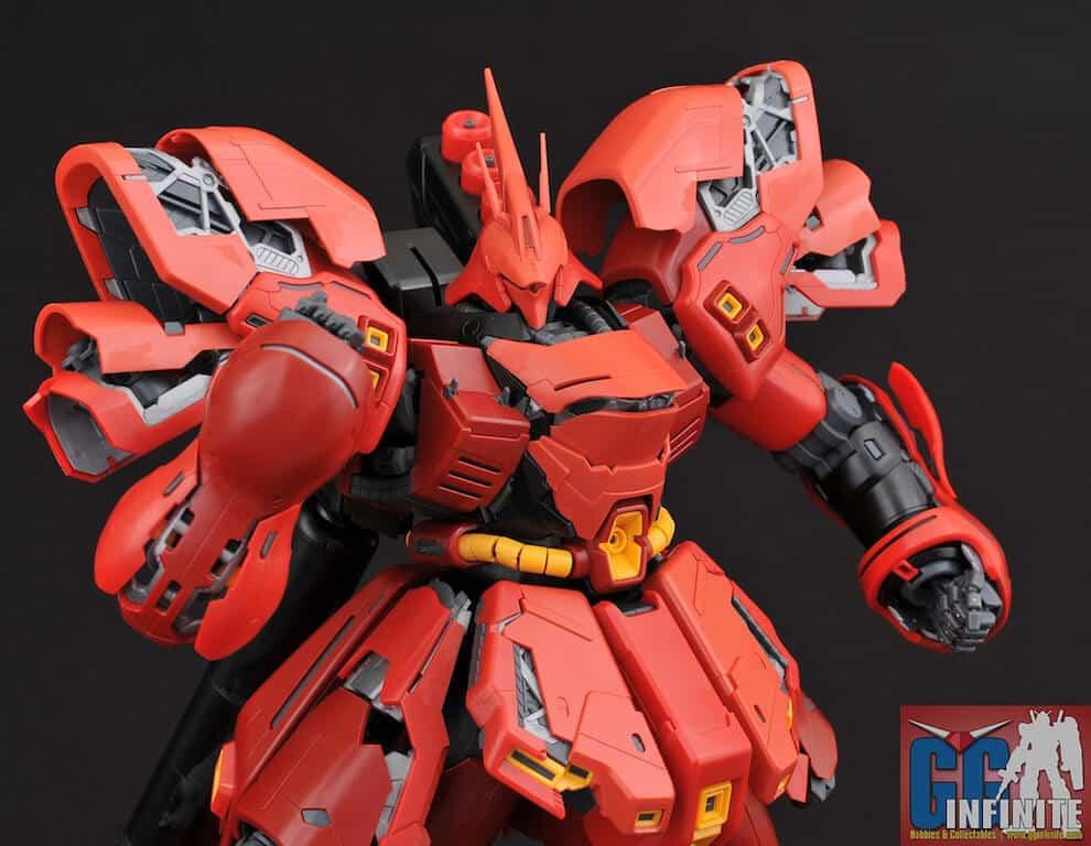 สีกันดั้ม UG12 MS Sazabi Red Gundam Color 10ml