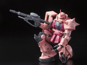 สีกันดั้ม UG10 MS Char Pink Gundam Color 10ml