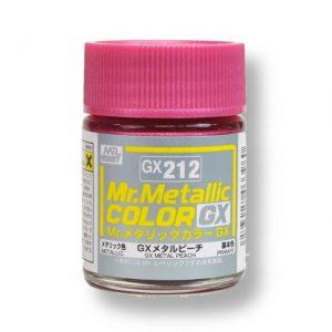 สีเมทัลลิก Mr.Metallic Color GX212 Peach ขาย