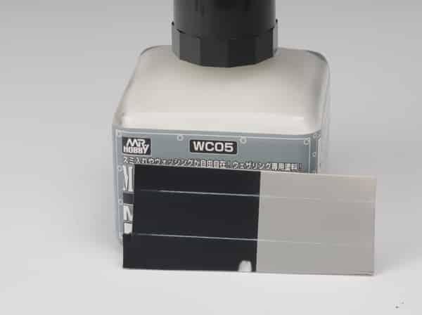 สีคราบขาว Mr Weathering Color Multi White wc05