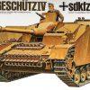 โมเดลรถถังยิงสนับสนุนสตุ๊ก 4 Sturmgeschutz IV sdkfz163 1/35