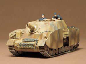 โมเดลรถถังยิงสนับสนุน Strumpanzer IV Brummbaer 1/35