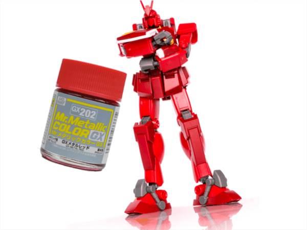 สีเมทัลลิก MR.METALLIC COLOR GX201-217