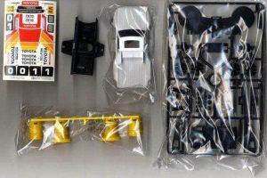 รถทามิย่า mini 4wd TOYOTA HI-LUX MONSTER RACER Jr. 1/32