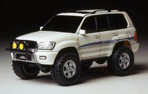 ทามิย่า mini 4wd Toyota Land Cruiser VX-Limited 1/32
