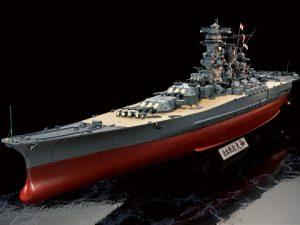 โมเดลเรือรบทามิย่า Tamiya Ship