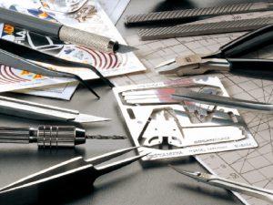 เครื่องมือและอุปกรณ์ Model Tools