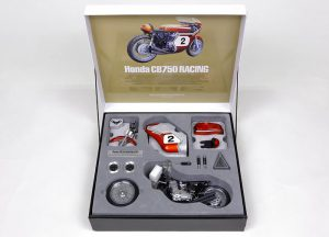 โมเดลมอเตอร์ไซค์ฮอนด้า TAMIYA Honda CB750 1/6 Limited