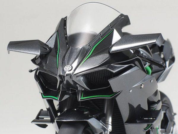 โมเดลทามิย่าคาวาซากิ 14131 Kawasaki Ninja H2R 1/12