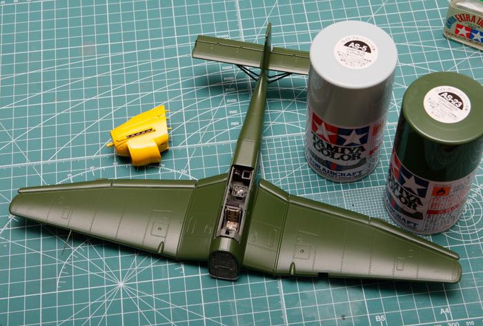 สีสเปรย์เครื่องบิน AS SPRAYS COLORS