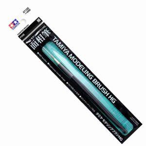 87155 พู่กันทามิย่า ปากกลมละเอียด Tamiya HG Pointed Brush Fine