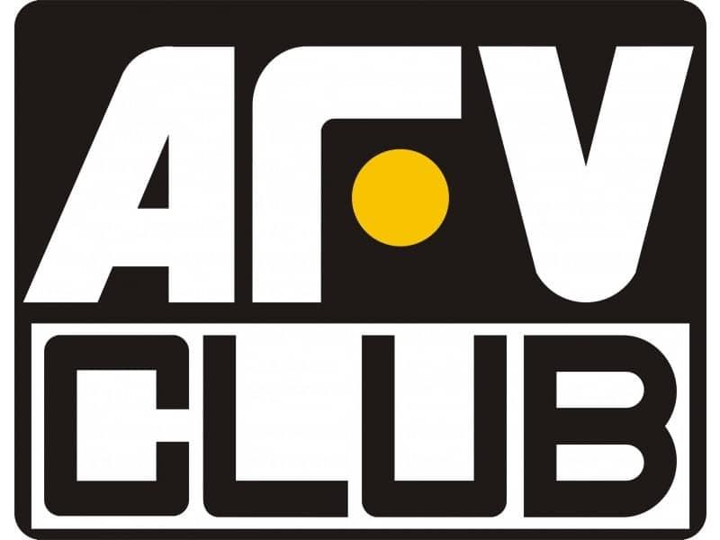 จำหน่าย โมเดลประกอบ AFV club โมเดลรถถัง