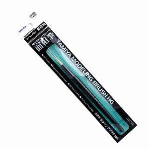 87153 พู่กันทามิย่า ปากกลมละเอียดสูงสุด Tamiya HG Pointed Brush Ultra Fine