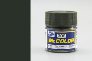 Mr.Color C309 FS34079 green