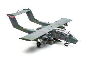 โมเดลเครื่องบิน OV-10A/C Bronco 1/32 (มีรูปลอกไทย)