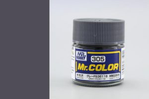 Mr.Color C305 FS36118 gray