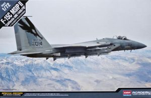 โมเดลเครื่องบิน Academy F-15C Eagle California Ang 144th FW 1/72