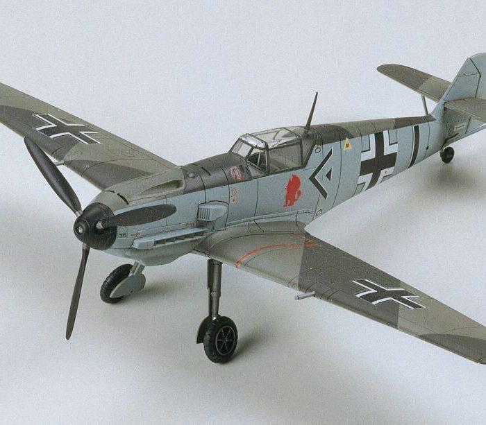 โมเดลเครื่องบิน Messerschmitt Bf109 E3