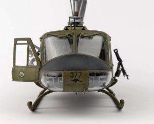 เฮลิคอปเตอร์ไทย UH-1D Huey Kittyhawk 1/48