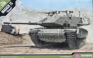 โมเดลรถถัง Academy IDF Magach 7C 1/35