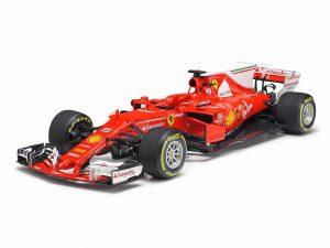 โมเดลรถเอฟวัน Ferrari SF70H 1/20