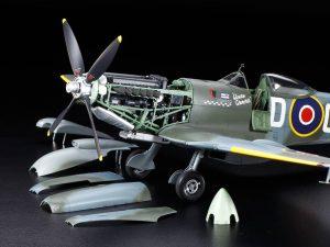 โมเดลเครื่องบิน SUPERMARINE SPITFIRE Mk.XⅥe 1/32