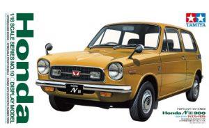 โมเดลรถฮอนด้า Honda N III 360 1/18