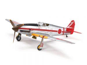 โมเดลเครื่องบิน KAWASAKI Ki-61-Id HIEN (TONY) 1/72