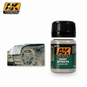 สีทำคราบฝุ่น AK15 DUST EFFECTS