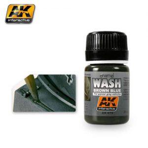 จำหน่าย สีวอชสำหรับแพนเซอร์ AK70 WASH FOR PANZER GREY