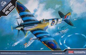 โมเดลเครื่องบิน AC12274 SPITFIRE MK.XIV C (1/48)