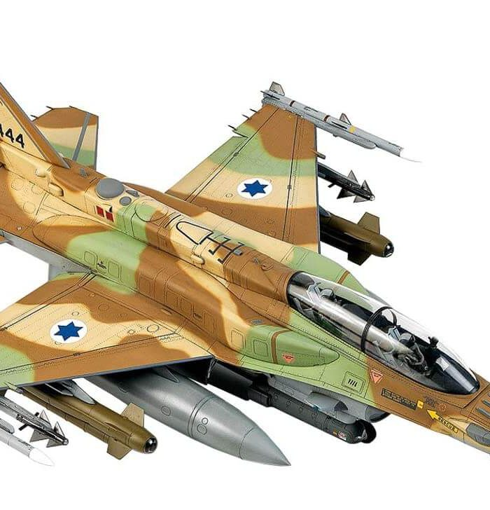โมเดลเครื่องบิน Academy F-16I SUFA 1/32