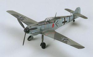 โมเดลเครื่องบิน Messerschmitt Bf109 E-3 1/72
