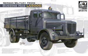 โมเดลรถทหาร GERMAN MILITARY TRUCK BUSSING 1/35