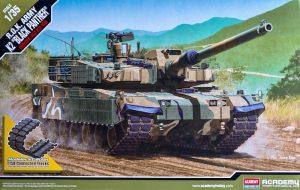 โมเดลรถถังเกาหลีใต้ R.O.K Army K2 Black Panther 1/35