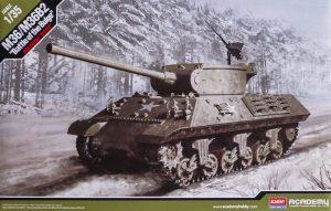 """โมเดลรถถัง M36/M36B2 """"Battle of the Bulge"""" 1/35"""