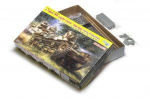 """โมเดลรถถัง Dragon DR6767 Type 95 Light Tank & """"HA-GO""""1/35"""