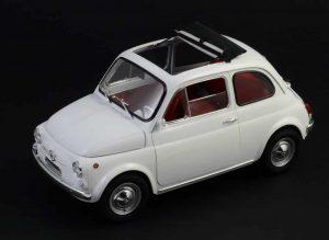 โมเดลรถเฟียต FIAT 500F 1968 ( 1/12 )