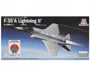 โมเดลเครื่องบิน F-35 A LIGHTNING II 1/32
