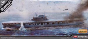 โมเดลเรือบรรทุกเครื่องบิน USS Enterprise CV 6 1/700 (เต็มลำ)