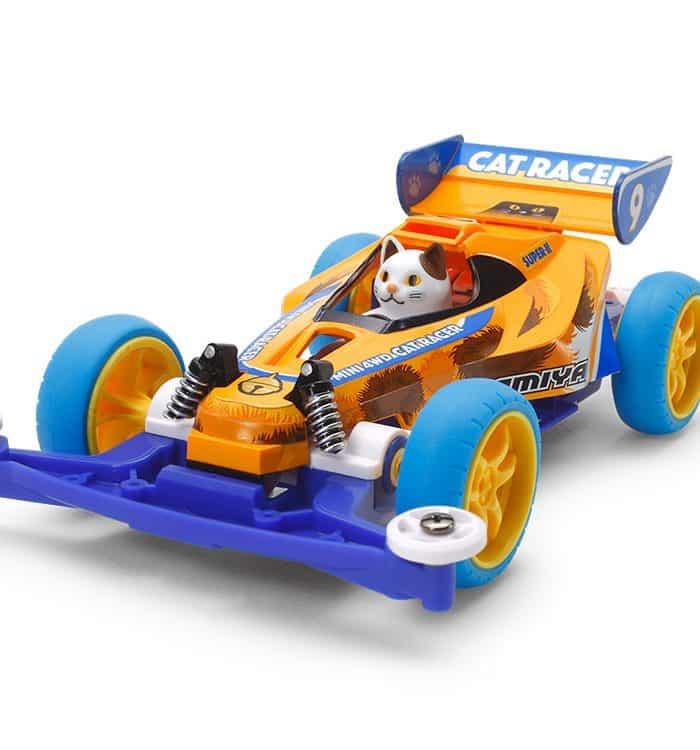 ทามิย่า มินิโฟล์วิล MINI 4WD CAT RACER