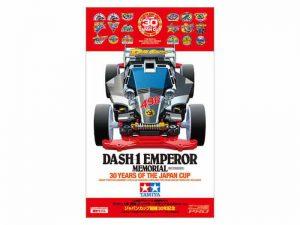 ทามิย่า มินิโฟล์วิล DASH-1 EMPEROR 30 YEARS OF THE JAPAN CUP