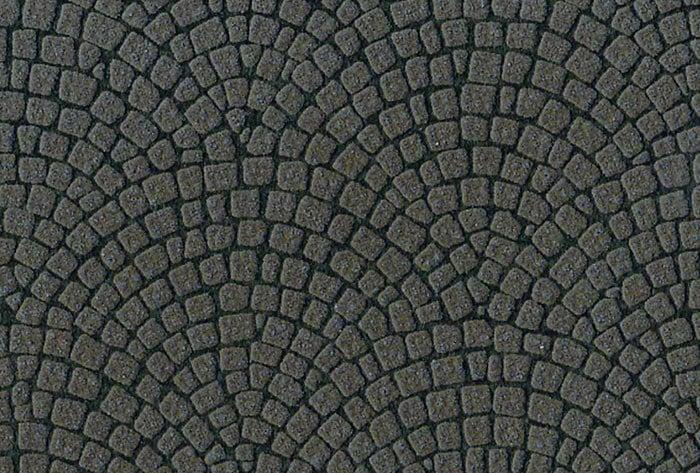 แผ่นฉาก (ที่ปูด้วยหิน A) 87165 DIORAMA MATERIAL SHEET