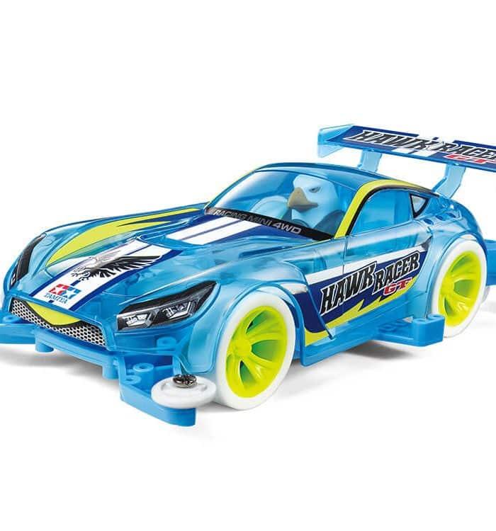 ทามิย่า มินิโฟล์วิล MINI 4WD HAWK RACER GT