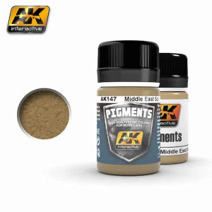 AK147 MIDDLE EAST SOIL PIGMENT