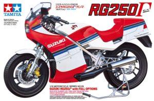 โมเดลซูซูกิ SUZUKI RG250Γ with FULL OPTIONS