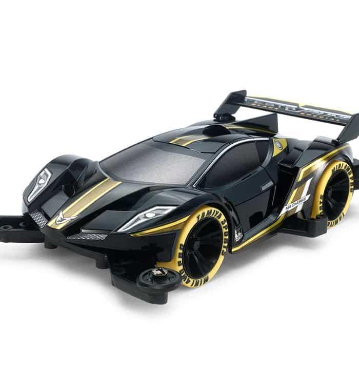 ทามิย่า มินิโฟล์วิล MINI 4WD FESTA JAUNE BLACK SPECIAL (MA CHASSIS)
