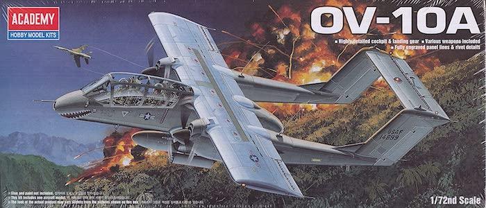 โมเดลเครื่องบิน Academy 12463 OV-10A BRONCO 1/72